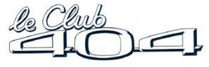 Logo club 404